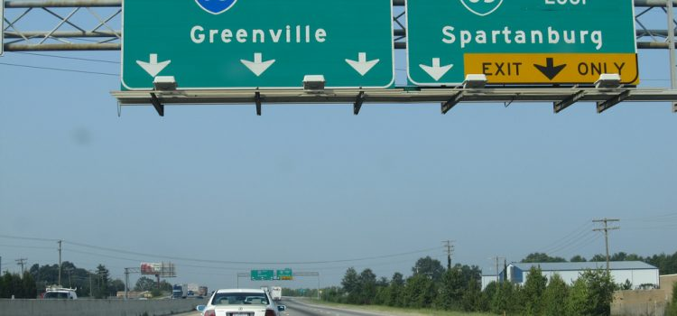 Getting Around Spartanburg, SC | Your Transportation Guide